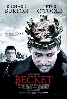 DVD BECKET O EL HONOR DE DIOS