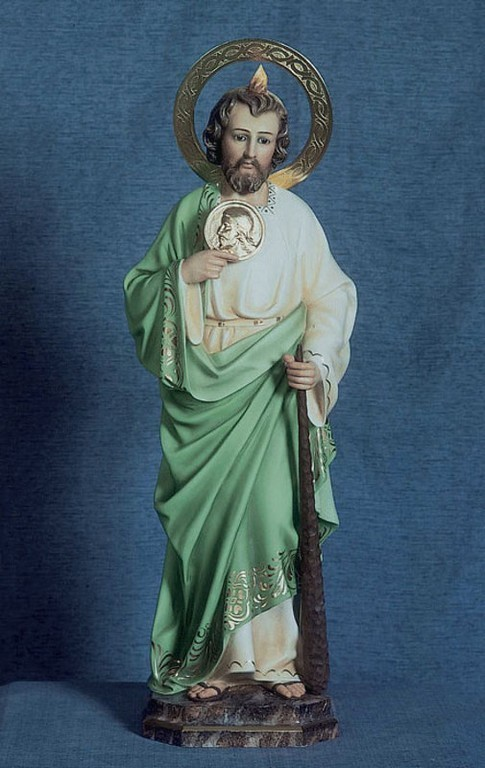 ESTATUA SAN JUDAS TADEO 78052